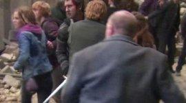 Rupert Grint Comenta la Batalla de Hogwarts en 'Las Reliquias de la Muerte, Parte II'
