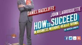 Nuevo Videoclip y Tarjetas de San Valentín de Daniel Radcliffe en el Musical 'How to Succeed'