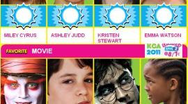 Vota por Emma Watson y 'Las Reliquias de la Muerte, Parte I' para los 'Kids' Choice Awards' 2011