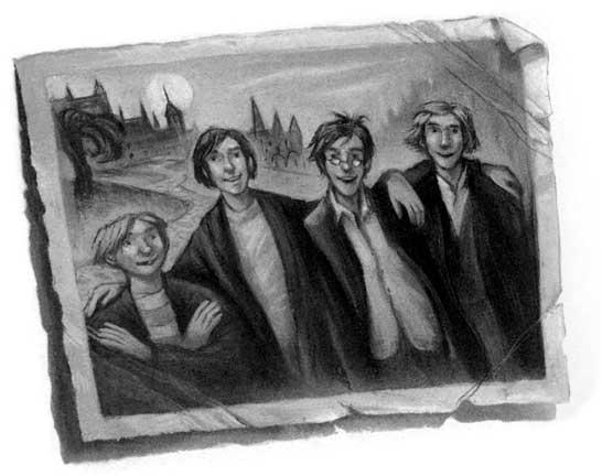 Harry Potter BlogHogwarts Merodeadores