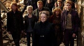 Daniel Radcliffe Habla del Rodaje de la Batalla en 'Las Reliquias de la Muerte, Parte II'