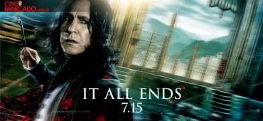 Otro Banner Promocional de 'Harry Potter y las Reliquias de la Muerte, Parte II'!