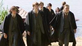 El fanart favorito de J.K Rowling de Sirius Black y James Potter