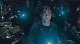 Nueva Escena de la Bóveda de Gringotts en 'Harry Potter y las Reliquias de la Muerte, Parte II'!