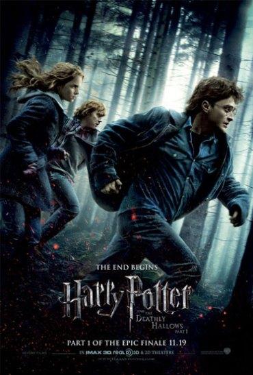 Maratón de Película: 'Harry Potter y las Reliquias de la Muerte, Parte 1'