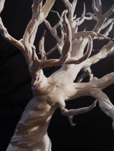 Fotógrafo Lori Nix Presenta Fantástico Diorama Inspirado en 'Las Reliquias de la Muerte, Parte II'