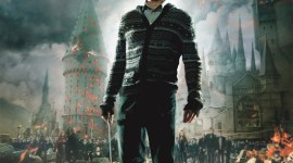 Nuevo Poster Post-Estreno de 'Las Reliquias de la Muerte, Parte II': Neville Longbottom