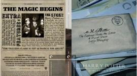 Nuevas Portadas de las Películas de 'Harry Potter' para Set de 'The Criterion Collection'