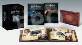 'Amazon Alemania' Revela Nuevo Pack Especial en Blu-ray de los 8 Filmes de 'Harry Potter' Para Diciembre
