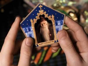JK Rowling y Albus Dumbledore, Votados como los Maestros Perfectos!
