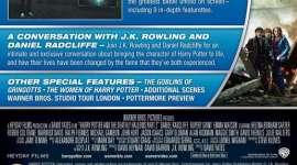 Confirmado Lanzamiento y Portadas del DVD/Blu-ray de 'Las Reliquias de la Muerte II'!