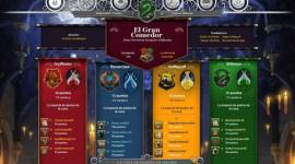 Apoya tu Casa de Hogwarts en Twitter y Gánate un RT de Pottermore!