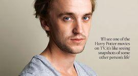 Nueva Entrevista e Imágenes de Tom Felton para la Revista 'The Times'