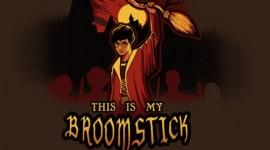 'Teefury' Presenta Nueva Camiseta de 'Harry Potter' Inspirada en 'Army Of Darkness'