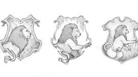 Pottermore: ¿Cómo se Crearon los Escudos de las Casas Ravenclaw y Gryffindor?
