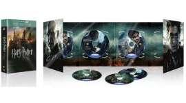 WB Francia Presenta Nuevo Boxset de Lujo con 11 Blu-rays de las Películas de 'Harry Potter'