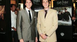 James y Oliver Phelps Promocionarán el DVD/Blu-ray de 'Las Reliquias, Parte II' en Italia