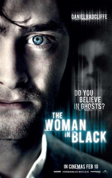 Nuevo Poster Promocional de Daniel Radcliffe en la Película 'The Woman in Black'