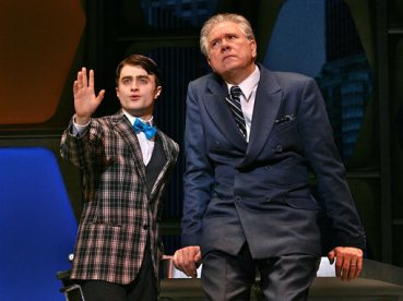 "'Broadway.com' Selecciona a Daniel Radcliffe como ""Estrella del Año"" por 'How to Succeed'"