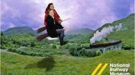 El 'Expreso de Hogwarts', Disponible para los Visitantes del 'National Railway Museum' de Inglaterra