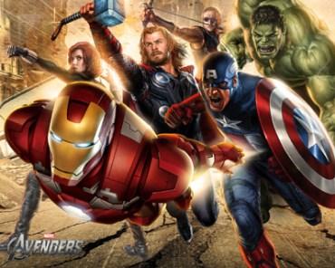 'The Avengers' Rompe el Récord de Taquilla que Tenía 'Las Reliquias de la Muerte II'
