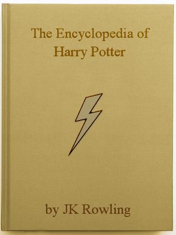 JKR Confirma que No Tiene Planes de Publicar Físicamente la 'Enciclopedia de Harry Potter'