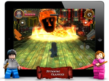 Trailer: Videojuego 'Harry Potter LEGO Años 5-7′ para iPad, iPod Touch, y iPhone