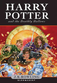 En BH celebramos el quinto aniversario de la publicación de The Deathly Hallows!