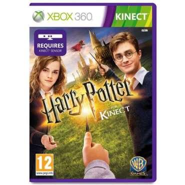 Harry Potter para Kinect Disponible a partir del 9 de Octubre