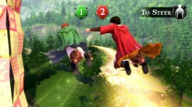 Demo de Harry Potter para Kinect