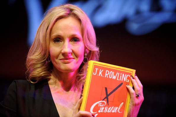 J.K Rowling - In Conversation