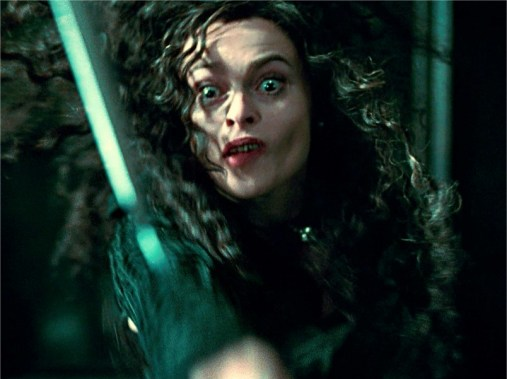 BlogHogwarts Harry Potter Bellatrix Lestrange