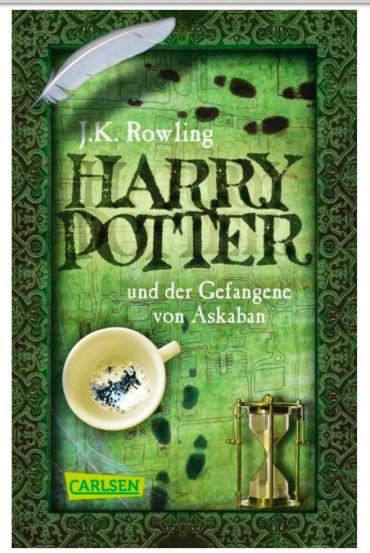 Análisis de las Nuevas Portadas Alemanas de los Libros de 'Harry Potter'