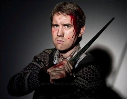 Harry Potter BlogHogwarts Matthew Lewis