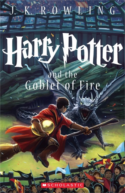 Harry Potter BlogHogwarts Portada Caliz de Fuego