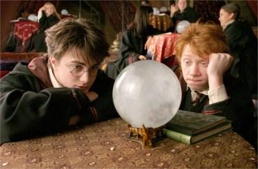 """Teoría: """"Las Profecías de Harry y Ron"""""""