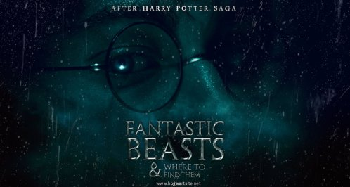 Harry Potter BlogHogwarts Animales Fantasticos y donde Encontrarlos Fanart 10