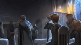 """Videoclip: Creación del Momento """"La Marca Tenebrosa de Snape"""" en Pottermore"""