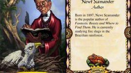 Newt Scamander: ¿Qué Sabemos de su Vida en 'Animales Fantásticos y dónde Encontrarlos'?