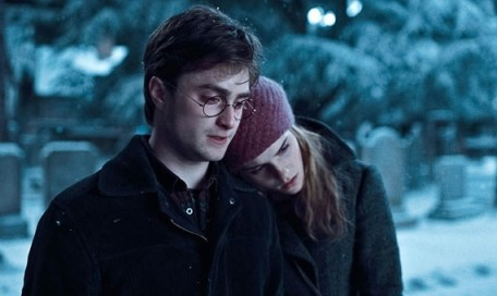 Harry Potter BlogHogwarts Harry y Hermione 2