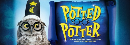 Harry Potter BlogHogwarts Potted Potter Mexico