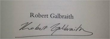 JKR Confirma Única Aparición como Robert Galbraith en Próximo Festival Literario