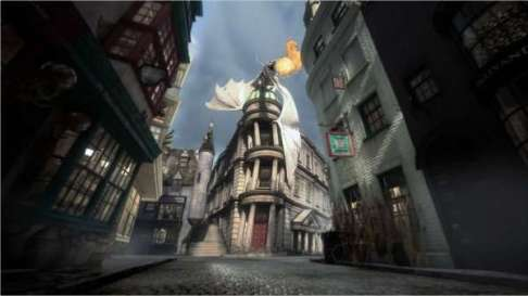 Harry Potter BlogHogwarts Callejón Diagon