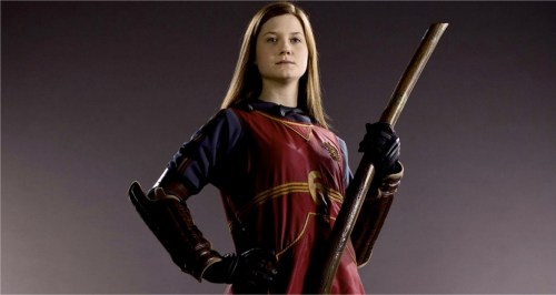 Harry Potter BlogHogwarts Ginny Weasley Quidditch