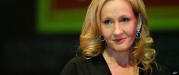 JK Rowling Escribe Artículo de Opinión Política para el Diario 'The Times'