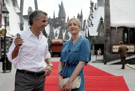 Harry Potter BlogHogwarts JK Rowling Parque Japón