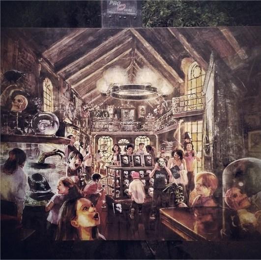 Harry Potter BlogHogwarts Callejon Diagon 04