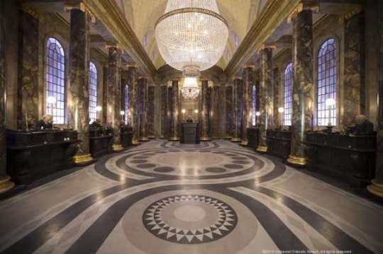 Harry Potter BlogHogwarts El Escape de Gringotts (2)