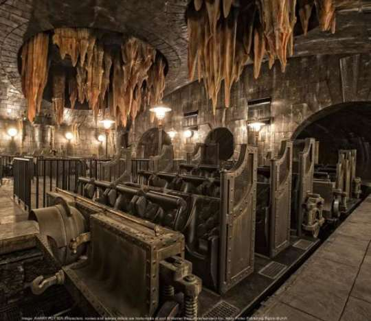 Harry Potter BlogHogwarts El Escape de Gringotts (5)