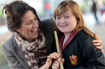 Niños Enfermos Cumplen su Sueño de Visitar el Castillo de Hogwarts por un Día